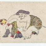 Daikoku_en_zijn_rat-Rijksmuseum