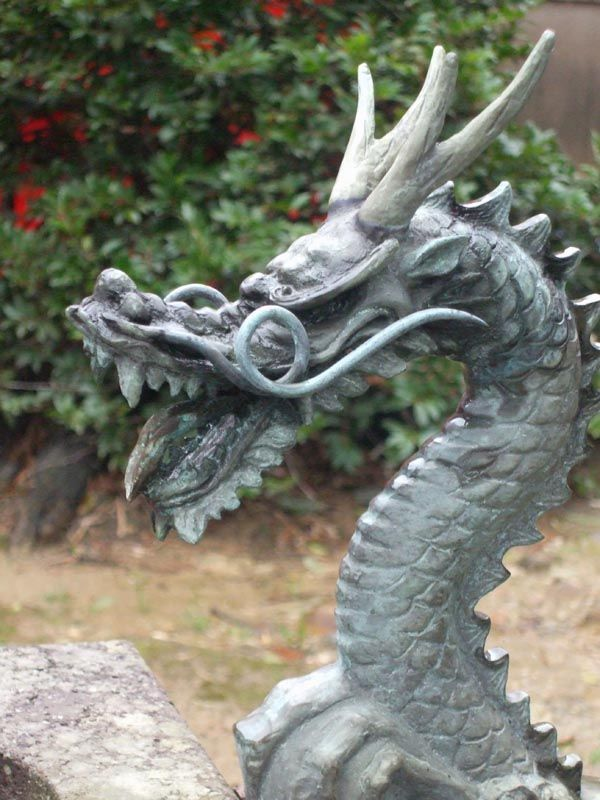 Dragon | Traditional Kyoto