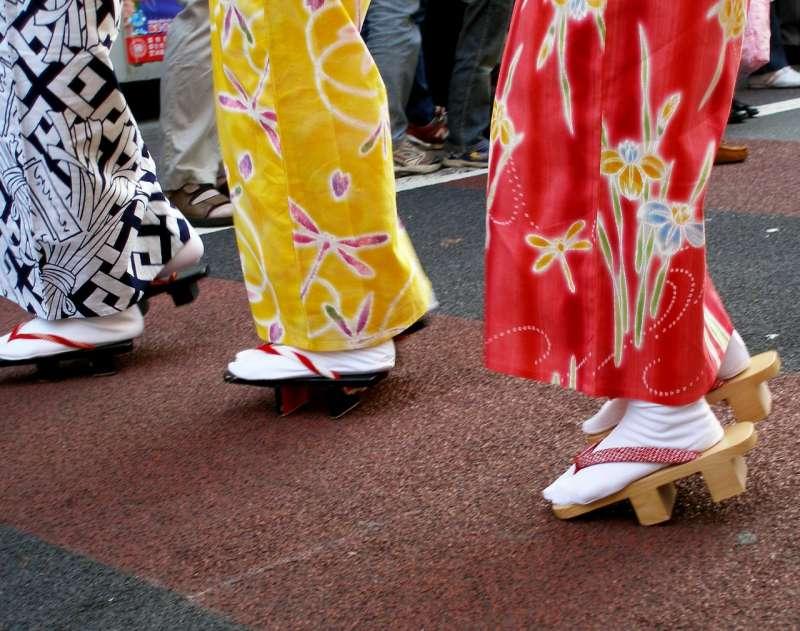 japanese geta for women