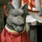 Japanese-Fox-Statue-Inari