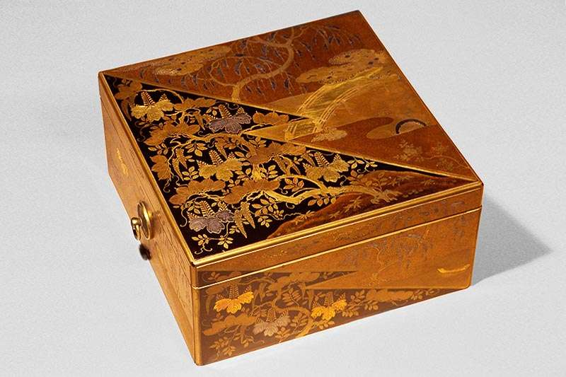 Inkstone Box, 19th century-800
