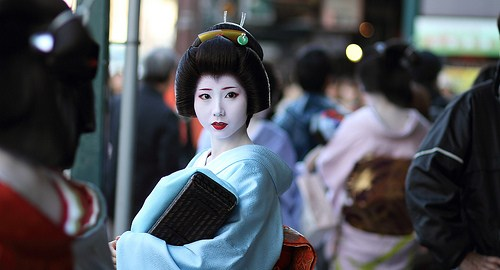 Geisha Mamehana
