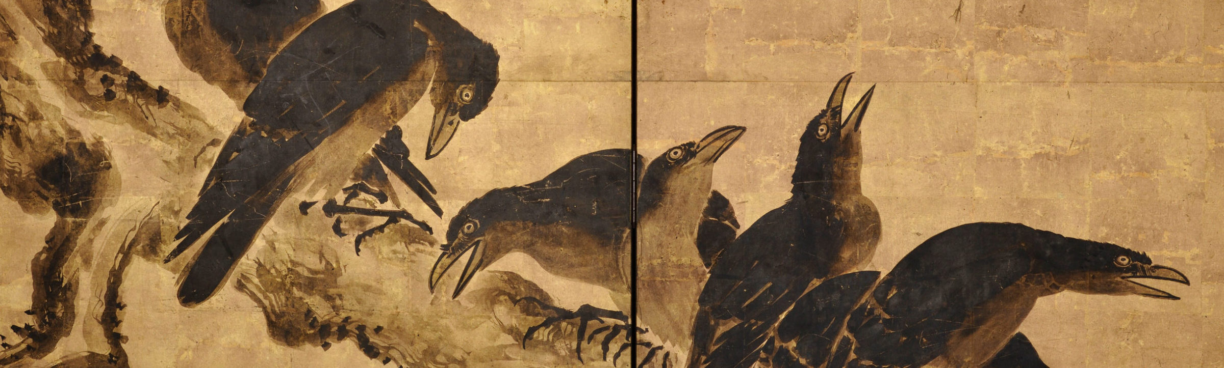 Crows | Traditional Kyoto